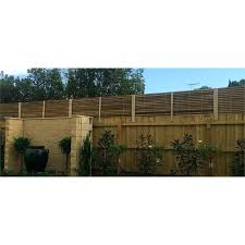 Lattice Makers 1500 X 500mm Corral Fence Extension Bunnings Warehouse