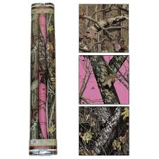 mossy oak camo gift wrapping paper