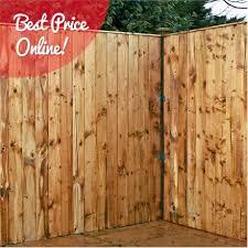 Feather Edge Fence Panels Waltons Fast Delivery Garden Fence Panels Fence Panels Feather Edge Fence Panels