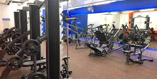 great new places gym