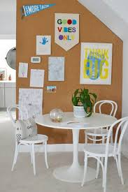Diy The Easiest Cork Board Wall In An Afternoon Chrissy Marie Blog