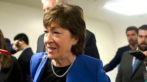 Susan Collins: Trump should 'step back' from coronavirus messaging | TheHill