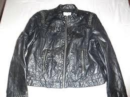 xhilaration l black faux leather