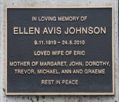 Ellen Avis Fisher Johnson (1919-2010) - Find A Grave Memorial