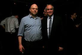 File:Adam Davidson (NPR) and Daniel Goroff (Alfred P. Sloan ...
