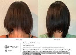 it works hair skin and nails direct