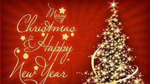 ucapan selamat natal dan tahun baru ada juga versi bahasa