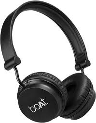 boAt Rockerz 400 Super Bass Bluetooth Headset with Mic (Carbon ...