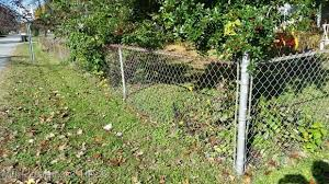 Painting A Chain Link Fence Homeownershub