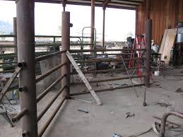 Quotidian Concrete Fence Post Forms Construction