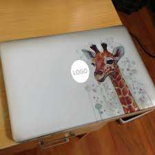 Graffiti Cute Giraffe Vulture Style Vinyl Decal Laptop Sticker For Diy Macbook Pro Air 11 13 15 Inch Laptop Skin Laptop Sticker Decal Laptop Stickerslaptop Skin Aliexpress