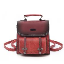 vintage england pu leather satchels
