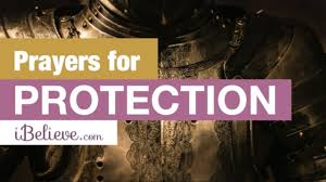 powerful prayers for protection and safety
