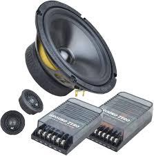 Ground Zero Audio | GZTC 165 | 16cm Lautsprecher System: Amazon.co.uk:  Electronics