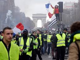 A Paris, des événements reportés ou annulés en vue de « l'acte 4 » des  gilets jaunes | Les ateliers du CFJ