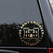 Us Army Aunt Sticker Family Military Dye Cut Decal 2 Pack Mr 029br Transportation Decals Stickers