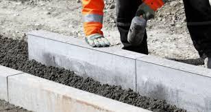 Полусухой бетон: состав, применение, производство | Каскад Бетон