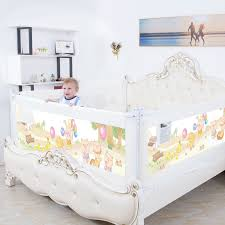Texture Baby Children Bed Guard Bed Bedside Lift Fence Lift Baby Bedside Fence Shopee Philippines