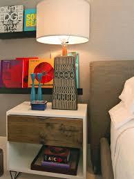 12 Ways To Decorate With Floating Shelves Hgtv S Decorating Design Blog Hgtv