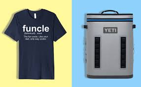 funny best uncle gift from