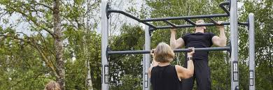 outdoor gym and exercise equipment hags
