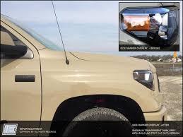 Toyota Tundra Headlight Side Marker Overlay Decal Fits 2014 2017 Importequipment
