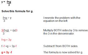 copy of literal equations lessons