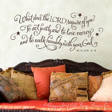 My Long Time Favorite Verse Micah 6 8 Scripture Quotes Wall Quotes Words