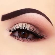 simple refined and elegant makeup for