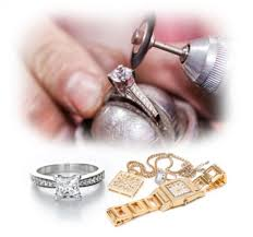 variety of jewelry repair services