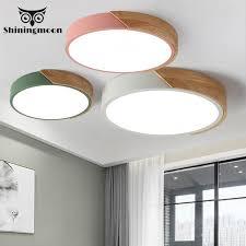 modern acrylic ceiling lights nordic
