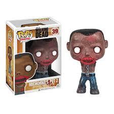 Amc S The Walking Dead Funko Pop Michonne S Pet Walker 2 Walmart Com Walmart Com