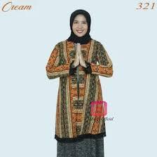 Coba perhatikan deh, model baju batik wanita itu bagus banget loh. Jual Produk Baju Rompi Batik Wanita Murah Dan Terlengkap November 2020 Bukalapak