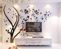 30 Best 3d Tv Wall Background Self Adhesive Stickers For Low Budget Living Room Improvement