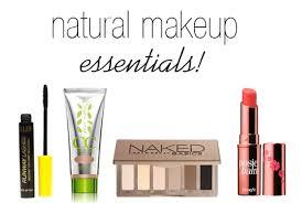 4 everyday makeup essentials college