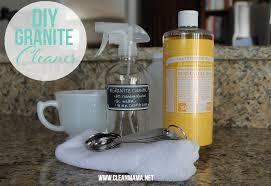 diy granite cleaner clean mama
