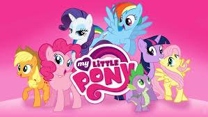 my little pony wallpaper on wallpapersafari