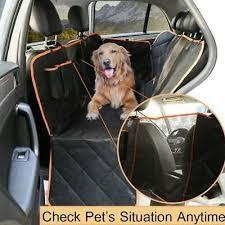 car seat cover hammock for cat pet suv