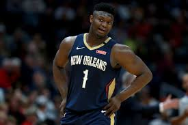 How Zion Williamson is being used by the Pelicans in his earliest ...