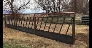 Ideas 85 Of Fence Line Feeders Hozeah