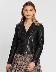 dalby biker jacket by allsaints