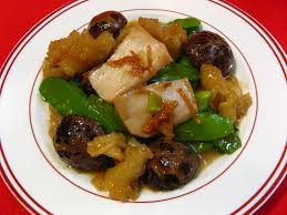Braised Abalone with Fish Maw ...