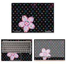 Decalrus Protective Decal Floral Skin Sticker For Lenovo Yoga 730 13 13 3 Screen Case Cover Wrap Leyoga730 13 37 Wantitall