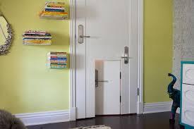 Kids Door Floating Bookshelves In Kids Room Hgtv