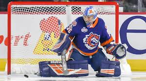 Islanders Agree To Terms With Goaltender Jeremy Smith