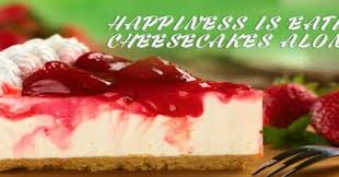 tempting quotes that will urge you to have a cheesecake right now