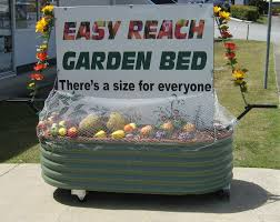 easy reach garden beds there s a size
