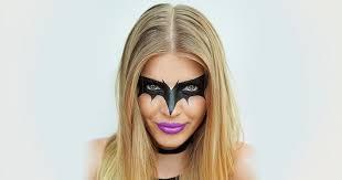 bat costume makeup ideas saubhaya