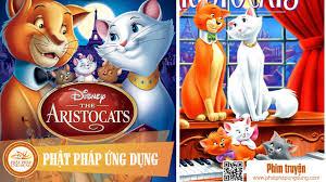 Gia Đình Mèo Quý Tộc (Thuyết Minh) - Phim Hoạt Hình - Phim Hoạt Hình