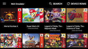 N64 Emulator + All Roms + Arcade Games for Android - APK Download